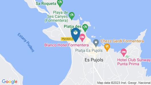 Sa Pedrera Suites & Spa Map