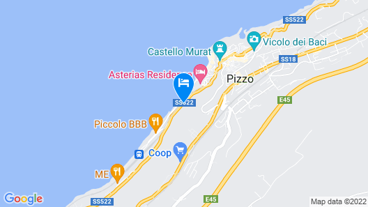 Casale Pettinato Map