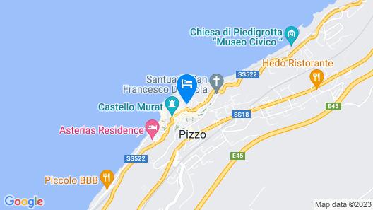 Piccolo Grand Hotel Map