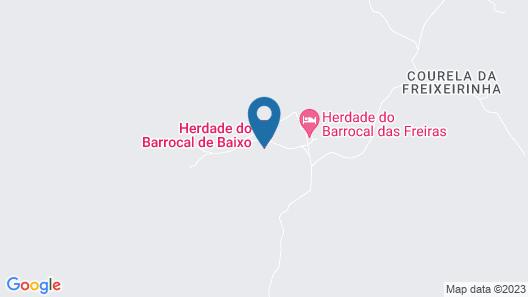 Monte da Asseiceira Map