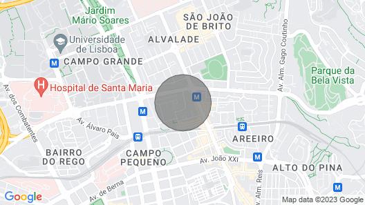O Mundo na Rua, Family House With Garden Map
