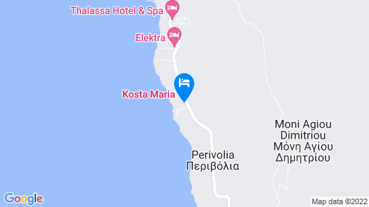 Kosta Maria Map