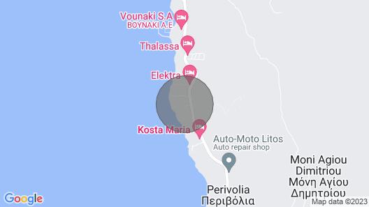A Modern Ionian Home Map