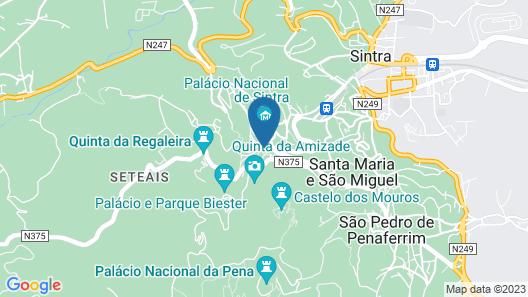 Sintra 1012 Boutique Guest House Map