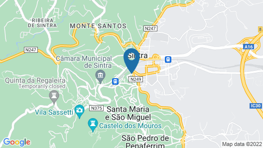 OH Casa Sintra Map