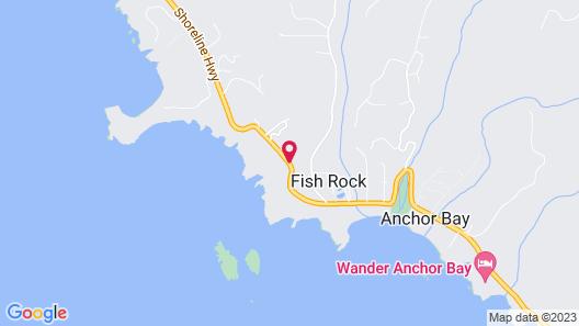 North Coast Country Inn Map