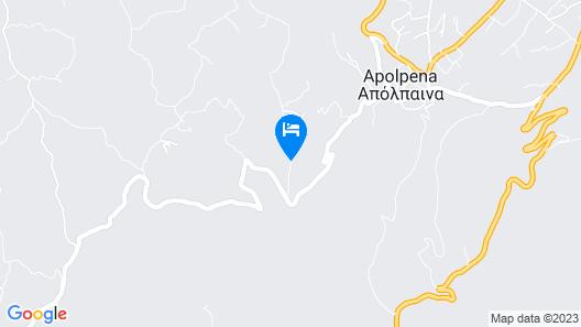 Alivia Lefkas Map