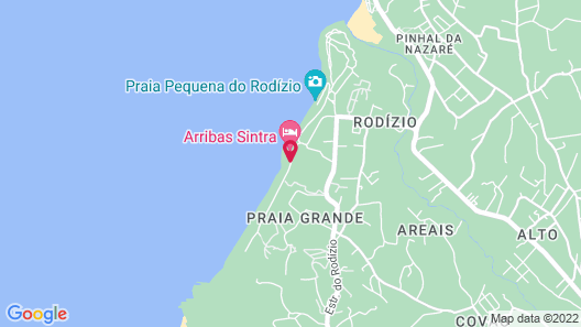 Arribas Sintra Hotel Map