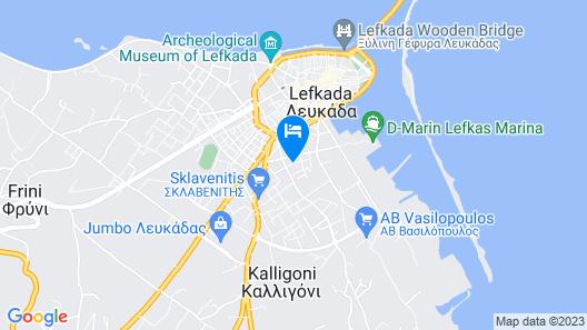 Niriides Map