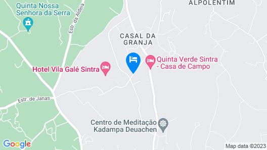 Vila Galé Sintra Map