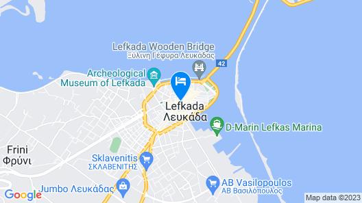La Strada City House Map