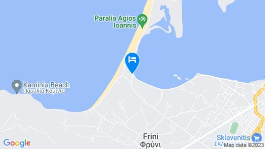 HiEnd Beach Villa Map