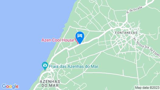 Azen Cool House Map