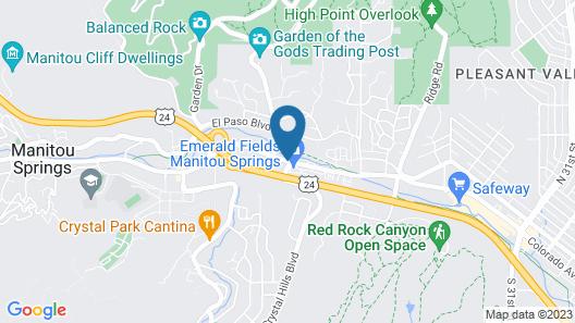 Magnuson Grand Pikes Peak Map