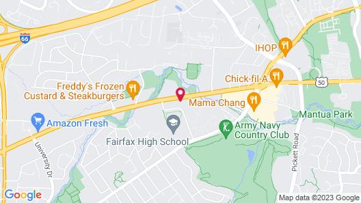 Lee High Inn Map