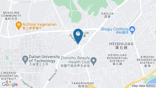 Software Park Ruanjing E Apartment Map
