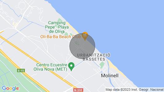 Villa beach Oliva