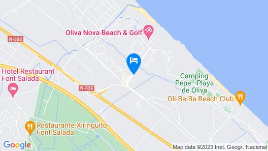 Apartamento Dunasol 1ª - 1º - 3ª Map