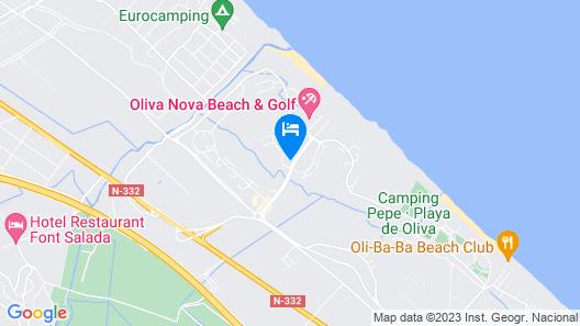 Camomila Map