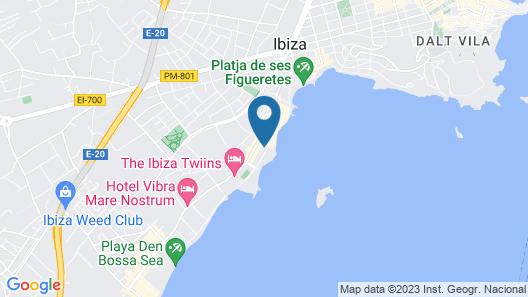 Apartamentos Playa Sol I Map