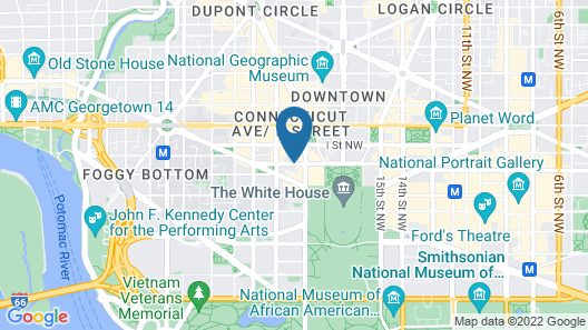 AKA White House Map