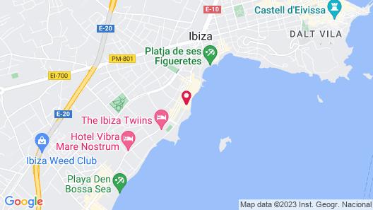 Hotel Torre Del Mar Map