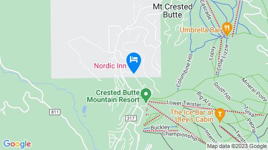 Nordic Inn Map