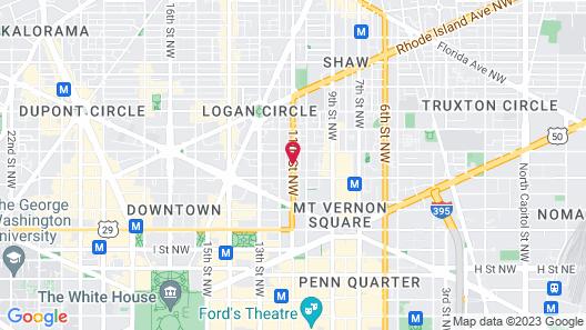 Duo Housing Hostel Map