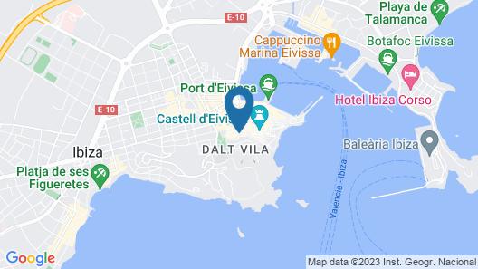 Homes Xereca Map