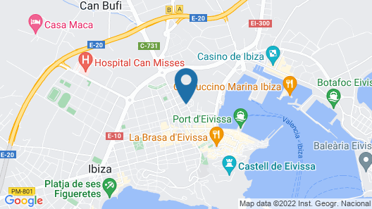Hotel Royal Plaza Map