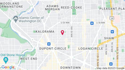 Lyle Washington DC Map