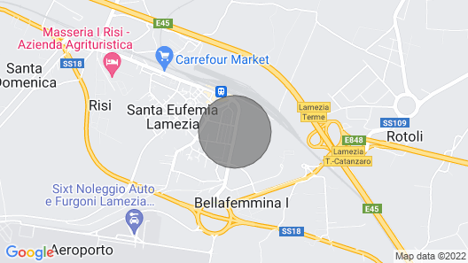 Apartment Near the Airport Map