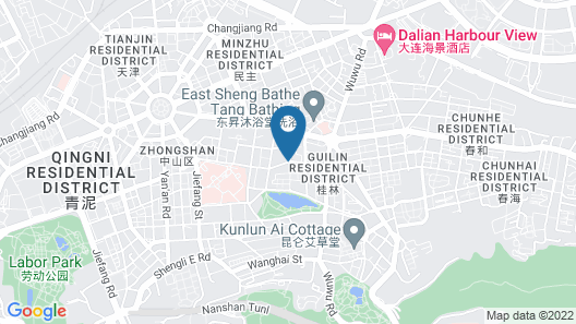 Younghwa Hotel Map