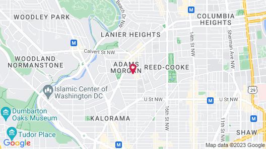 HighRoad  DC Map