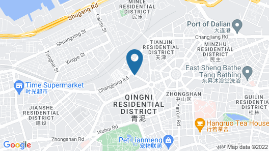 PuZhao Apartment Map