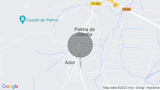 Heart of the Safor, Ador Map