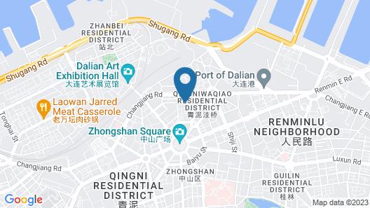 Dalian Xiuzhu Building Apartment Map