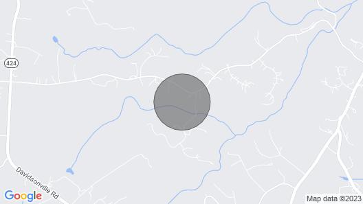 Spectacular Annapolis Area Custom Home Map