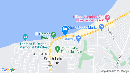 Hotel Azure Map