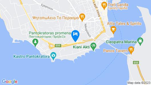 IonionStar Hotel Map
