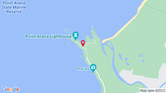 Point Arena Lighthouse Map