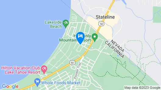 3 Peaks Resort & Beach Club Map