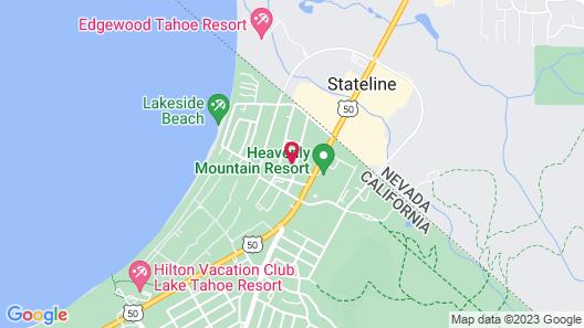 Gondola Lodge Map