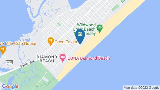 Granada Ocean Resort Map