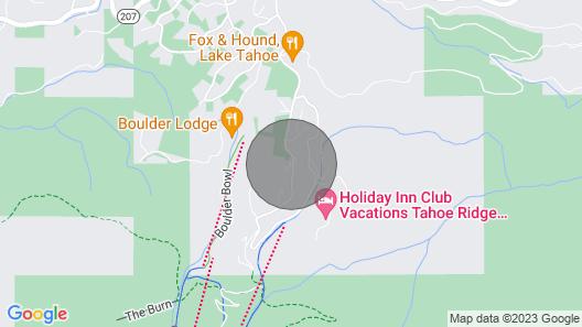 Nevada Property Mv3: Lake View Ski Bear Lodge Map
