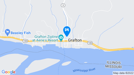A Perfect Weekend Gateway! Map