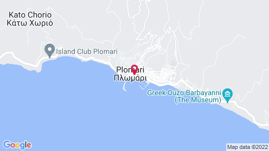 Pebble Beach Hotel Map