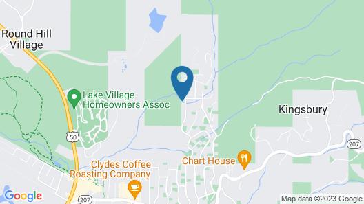 Sundown Lodge 282 - 4 Br Home Map