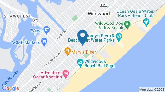 Wildwood Inn Map