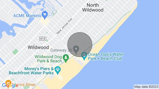 Nw415 E 23rd Avenue, Unit 202 Map